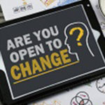are you open to change on tablet computer